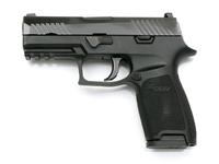 いま撃てます!<SIG P320>次期米軍制式採用拳銃(MHS)に決定!