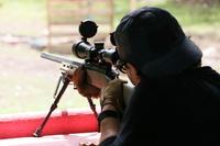 (海兵隊M40シリーズ狙撃銃のベースガン=)レミントンM700の最新型ですよ〜!