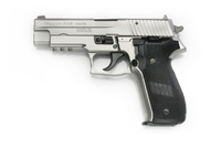 銀色のSIG P226R