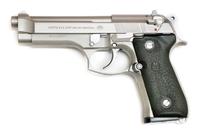 "淡麗!Beretta M92FS""INOX"""