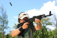 7.62mm AK!大迫力!