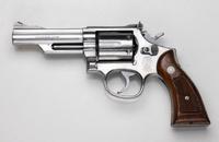 S&W M-66 Combat Magnum(.38SP or .357mag)