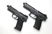 H&K Mk23 SOCOM & USP Tactical.45