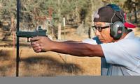 【実弾射撃訓練動画!】米本土派遣中の幹部スタッフ=Takaの射撃です!