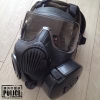 M50ガスマスク型ゴーグル