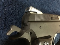 Cz75 Short Rail Custom reproduction ④