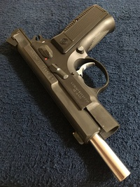 Cz75 Short Rail Custom reproduction ⑤