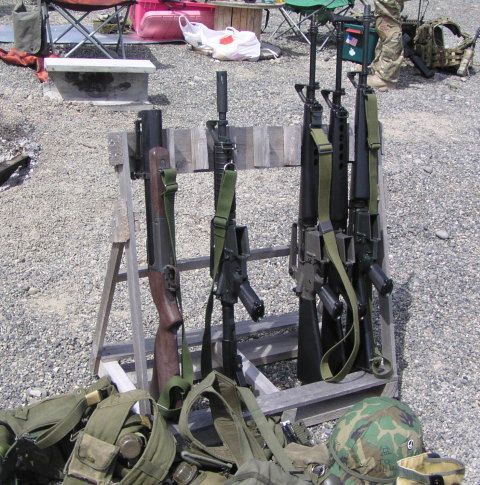 ベトナム武装
