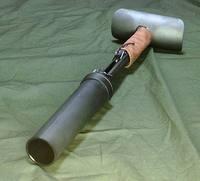 元祖グレネードランチャー(CAW 89式重擲弾筒)