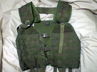 BDS Tactical MOLLE Vest