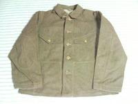 日本軍 陸軍 下士官兵用軍衣 戦時式