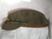 陸軍戦闘帽 将校用