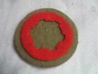 日本軍陸軍 肘章