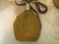 日本軍 陸軍 水筒 将校用 官給品