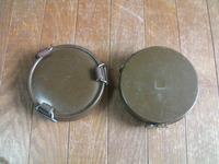 日本軍 陸軍 食器 弁当箱 菜入れ
