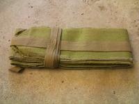日本軍 陸軍 巻きケハン 綿製 昭和16年製