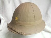 日本陸軍 防暑帽  昭和19年製