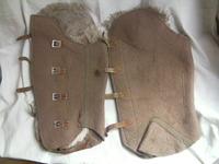 日本陸軍 防寒ケハン 羊毛