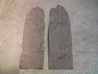 日本軍 陸軍 手袋 野戦用 ねずみ色