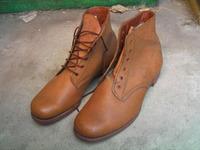 日本軍 陸軍 将校用編上靴