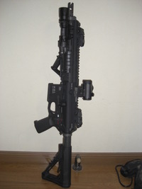 HK416 仕様変更