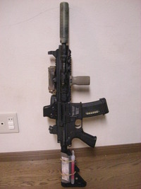 HK416いじり