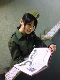 軍服が好きで何が悪い