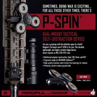 マグプルP‐SPIN ハンドスピナー