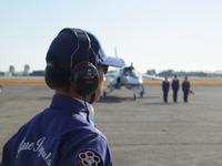 ブルーインパルス飛行「申請なく違法の疑い」