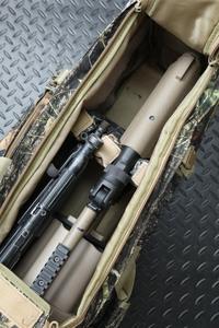 激安&大容量M249ガンケース復活リペア!