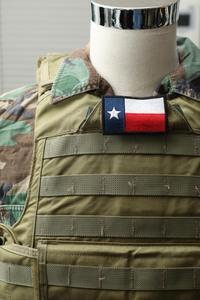 RBAV×テキサス州旗パッチ!