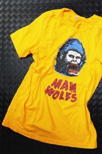 MARSOCな!?MANWOLFS Tシャツ!