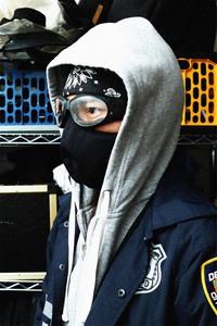 MADE IN JAPANな傑作フェイスマスク!