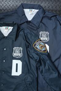 超レア旧型NYPDレイドジャケットが2着!?