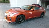 乗ってみた、日産GT-R 2017年モデル