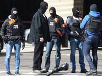 ベルギー警察特殊部隊 P.A.B.について