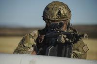 去年12月に行われた米空軍 48 RQSの訓練について