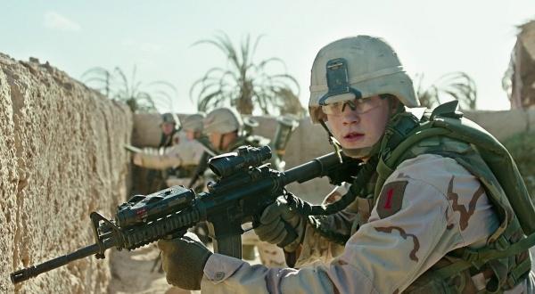 ゾンビハンターの日常:イラク戦...