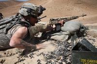 シャーリーンことM14の米軍での使用例について