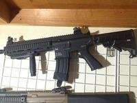 HK416カスタムパート5