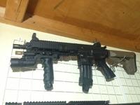 D-BoyHK416Dテイク4&AK105準備