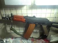 D-Boy AK74 クリンコフげーっと!